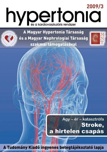 a stroke a hipertónia szövődménye magas vérnyomás kockázata 3 kezelés