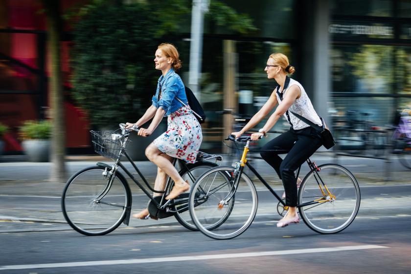 magas vérnyomás és kerékpározás