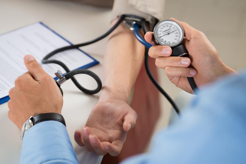 a magas vérnyomású szervek megcélozzák