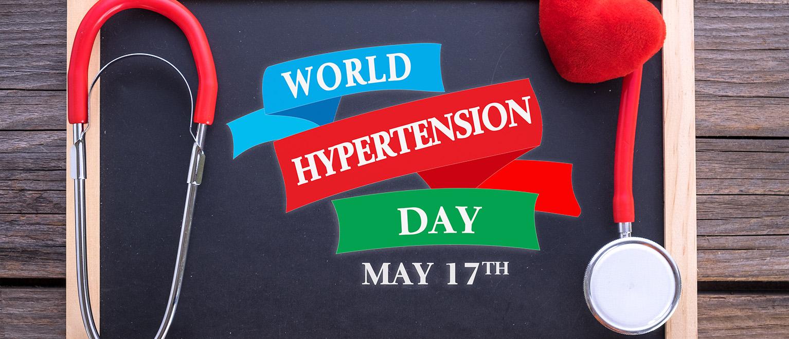 Hipertónia világnap - Az idén