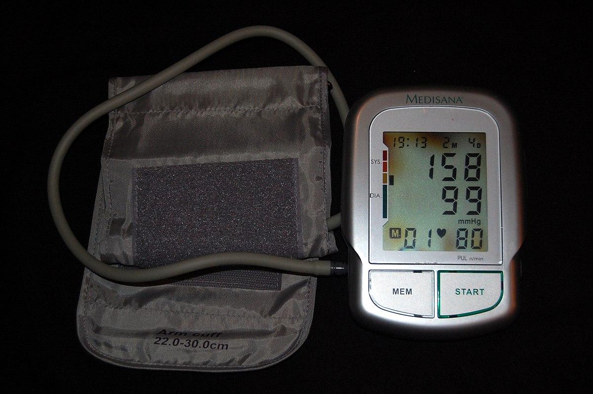 kismedencei szervek magas vérnyomásban jódháló magas vérnyomás esetén