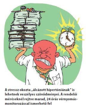 Magas vérnyomás: először a szemen látszódik