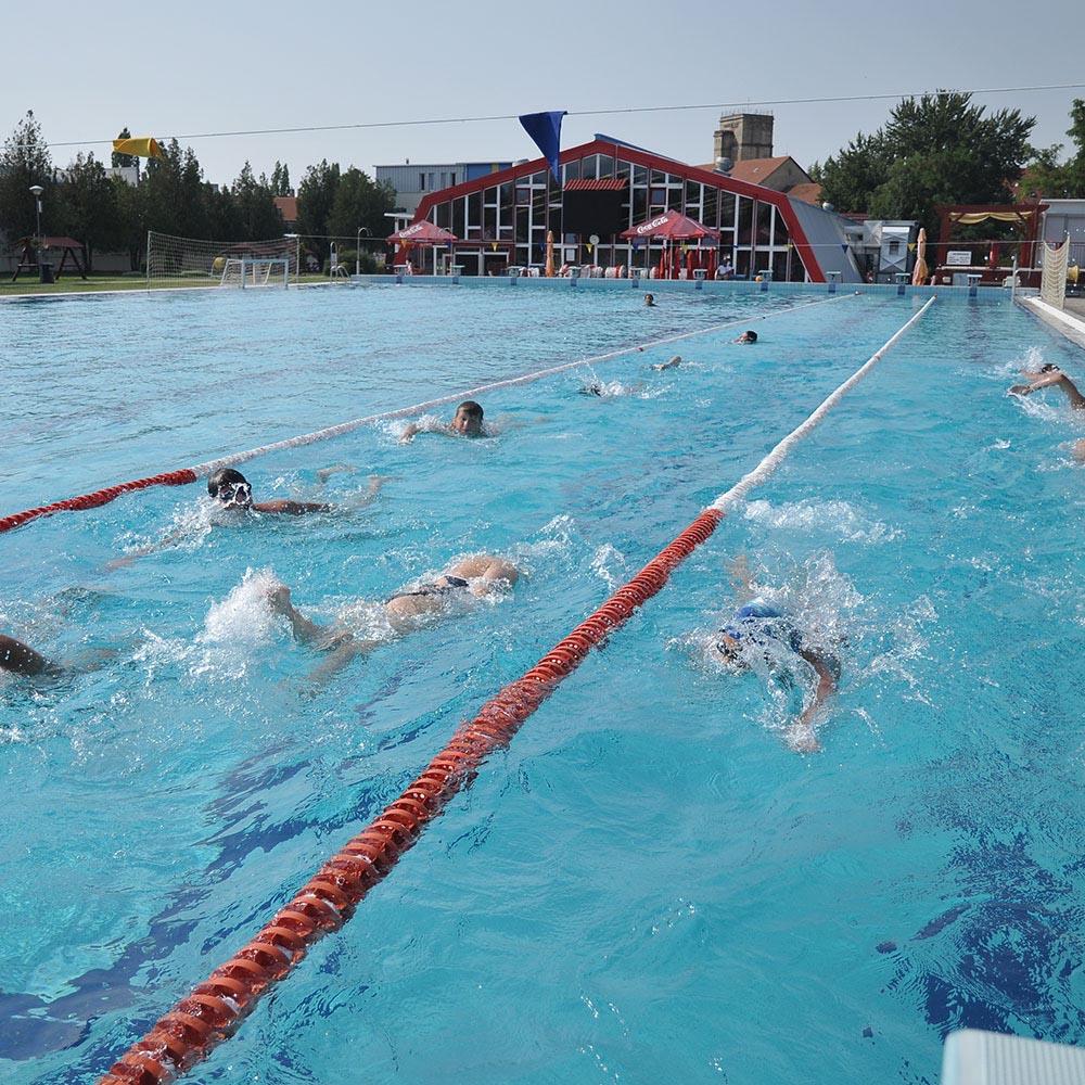 magas vérnyomás és téli úszás