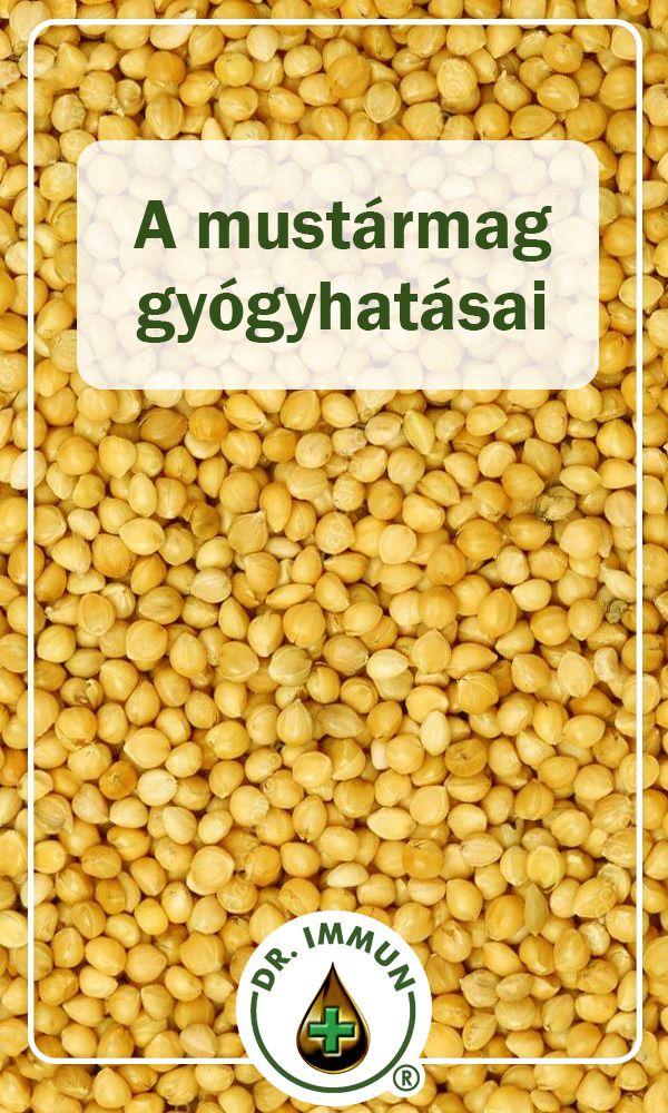 mustármag magas vérnyomás ellen