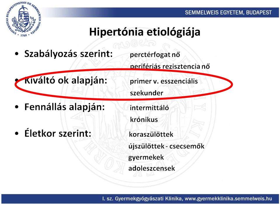 vaszkuláris hipertónia jelei