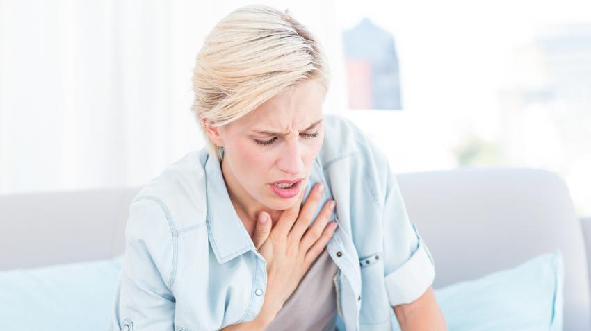 a magas vérnyomásban fellépő légszomj okai