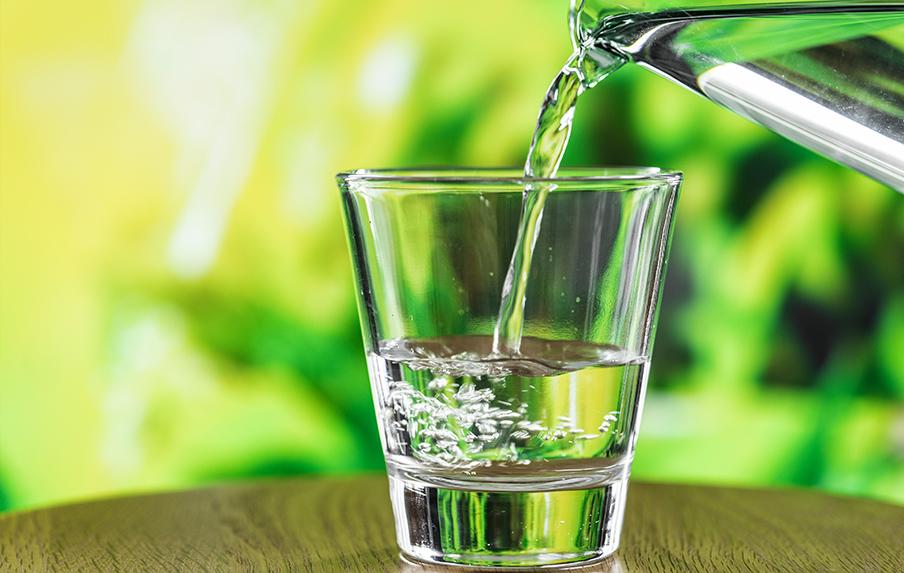magas vérnyomás és élő víz