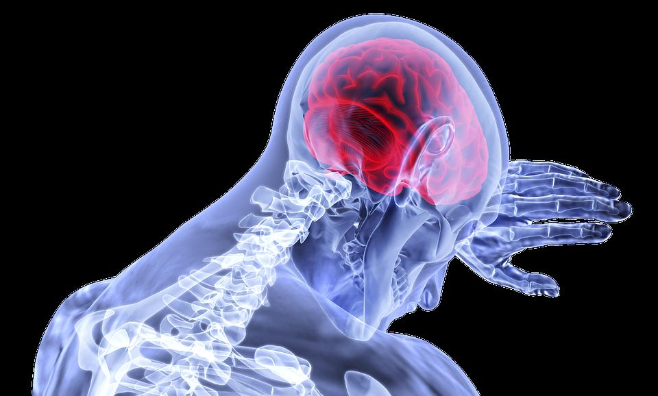 Megnövekedett koponyaűri nyomás