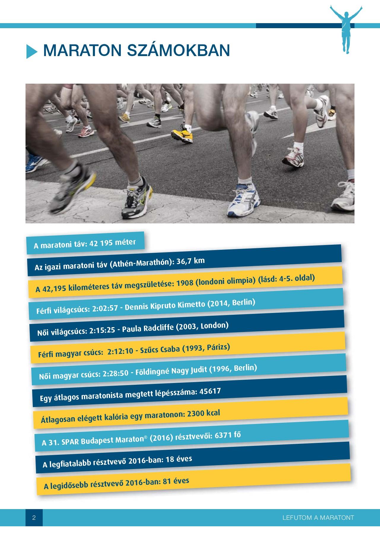 Amikor a maratonfutás sem véd