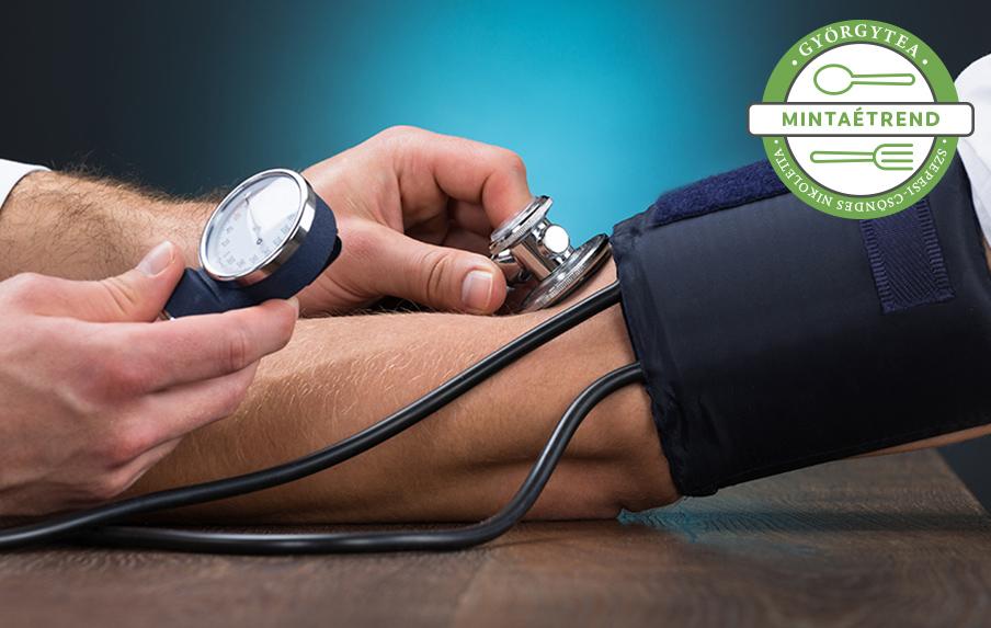 magas vérnyomás kezelés tabletta nélkül egészséges italok magas vérnyomás ellen