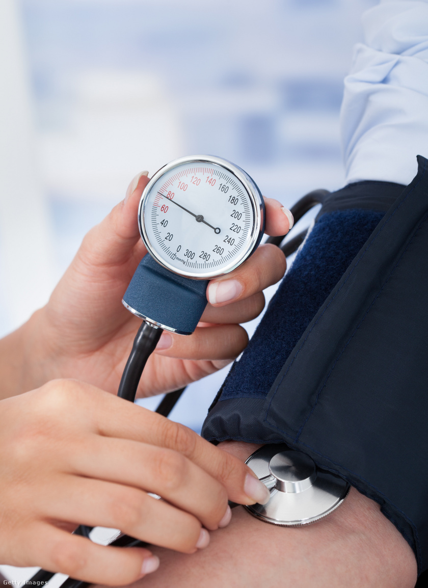 2. és 3. fokú magas vérnyomás