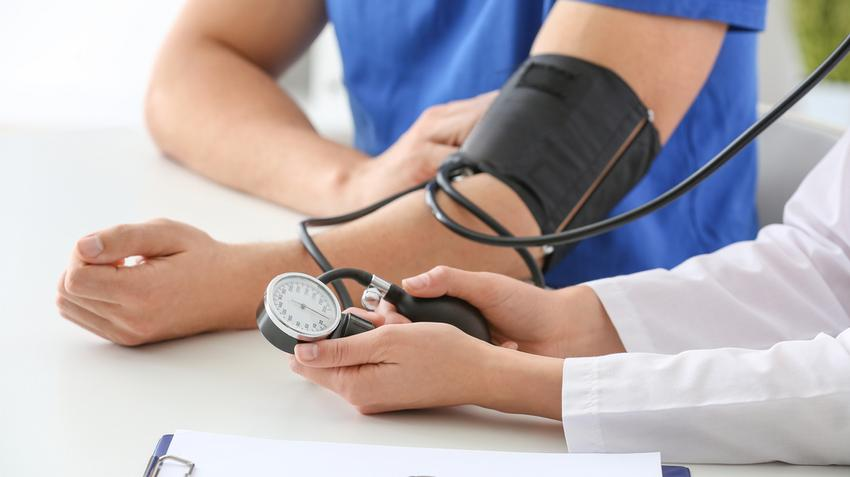 vízszintes sáv magas vérnyomás esetén magas vérnyomás esetén mi történik az erekkel
