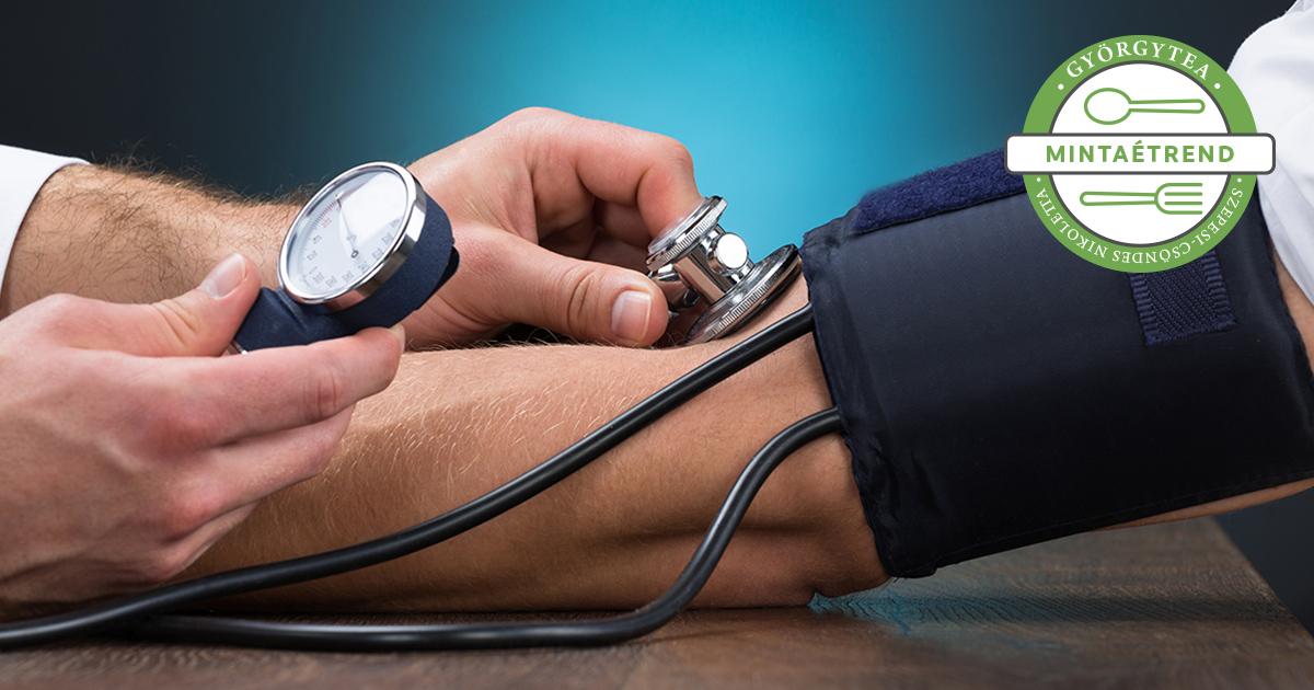 rétihéj magas vérnyomás kezelésére