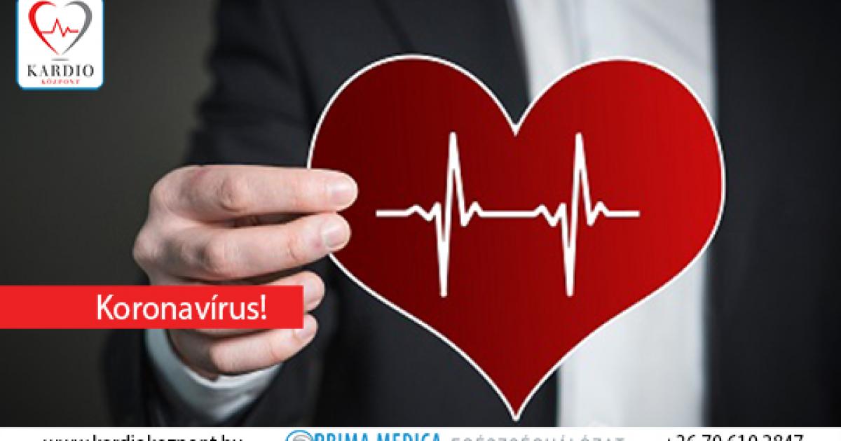 Kardológia, EKG, szívultrahang a Mária Medical Magánrendelőben