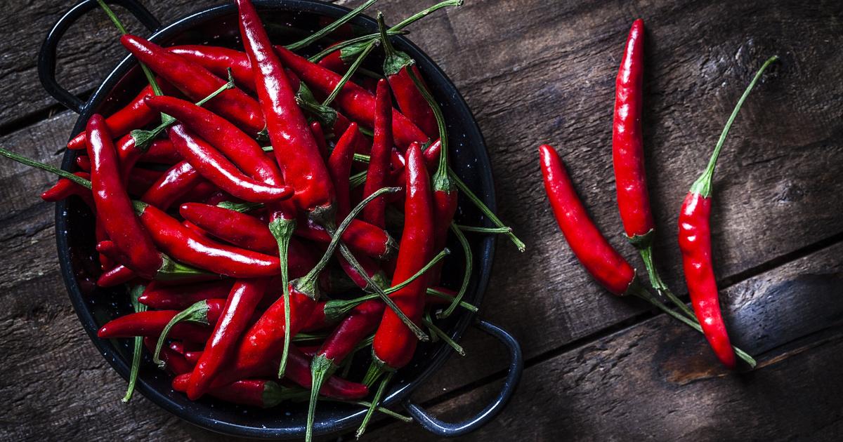 chili magas vérnyomás ellen magas vérnyomás 2 fokozatú gyógyszeres kezelés