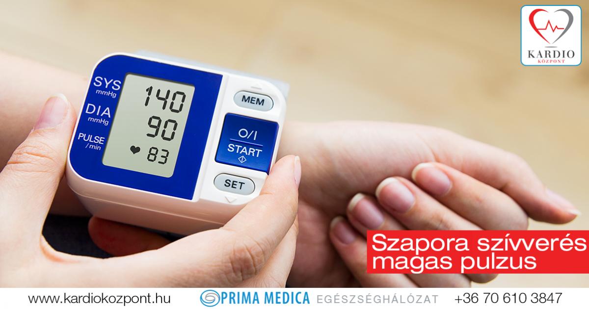 a 3 fokozatú hipertónia ijesztő aritmia szindróma magas vérnyomás